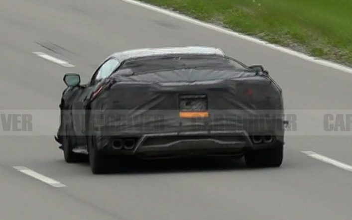 The Chevrolet Corvette C8 Z06 pleases us
