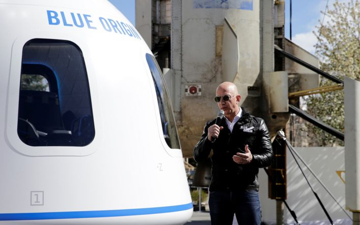 Money Not Enough: Blue Origin publishes selection criteria for space travel aboard the New Shepard
