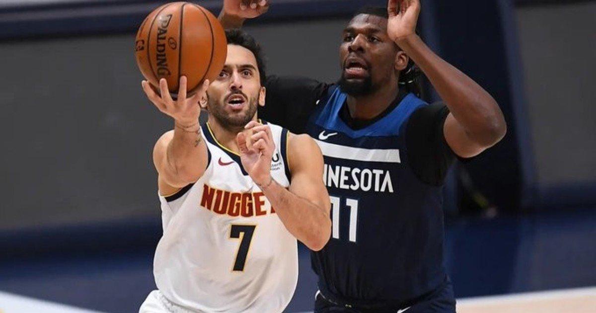 Campazzo, Wanchope and Bregoni: Cordoba in the NBA