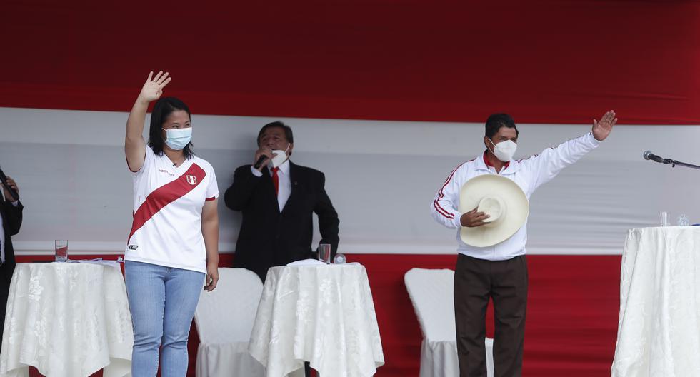 Santa Monica Debate: Kiko Fujimori presents five topics and moderator for discussion with Pedro Castillo |  Santa Monica Punishment |  Peru general election 2021 |  Popular Power |  Free Peru |  nndc |  Policy