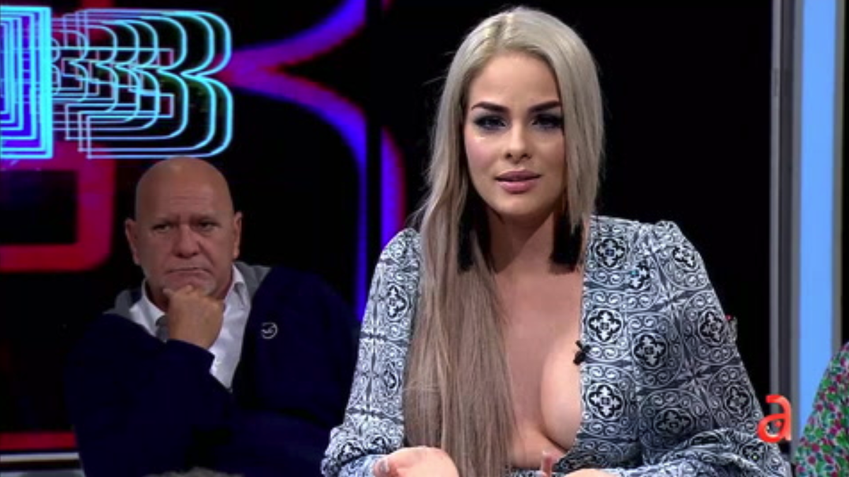 Hanest breaks the silence after announcing her separation from broadcaster Carlos Otero
