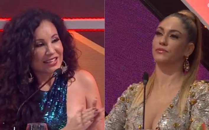 'Artist of the Year': Janet Barboza is introduced as a VIP jury and surprises Tilsa Lozano with comment from NNDC |  Eye view