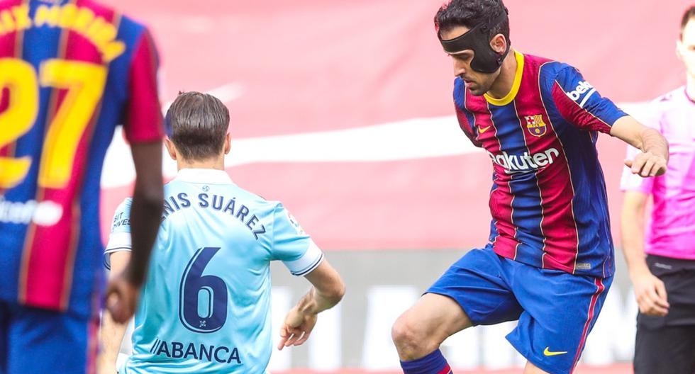 Objectives    Barcelona and Celta: Koeman and Lionel Messi lost the LaLiga match  Today's Games Summary    Live Football  Spain    Is    Total Sports