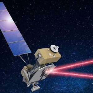 NASA will improve Internet speed in space with an LCRD laser