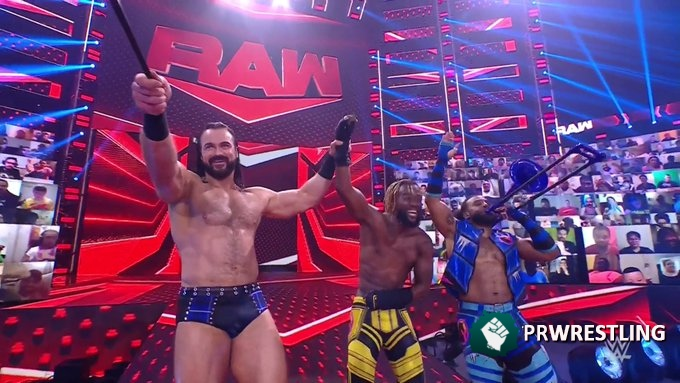 WWE Raw Report 5/17 – Kofi defeats Lashley at the Open Challenge – WWE news, results and more!  – PRWrestling
