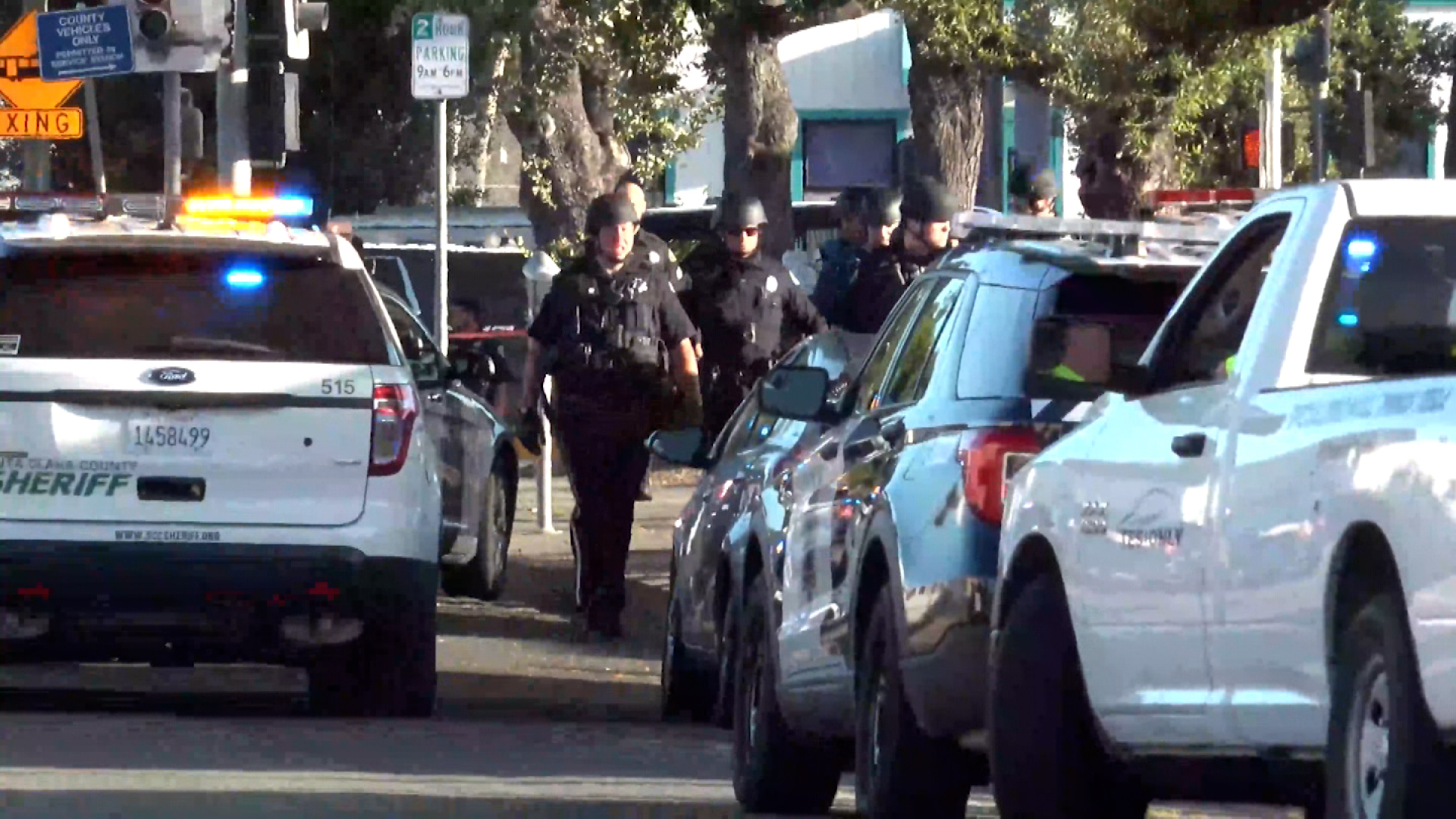 Several people were killed and wounded in a shooting in San Jose, California