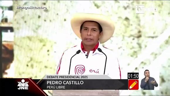 Pedro Castillo: Presentation