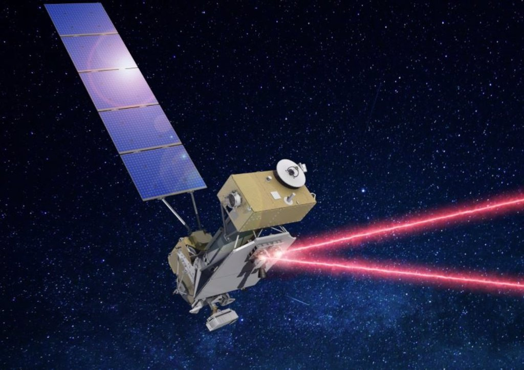 """A new way to """"talk"""" to Earth from space"""