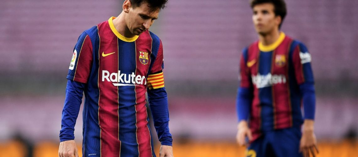 Against Barcelona.  Zelda Vigo – Competition Report – May 16, 2021