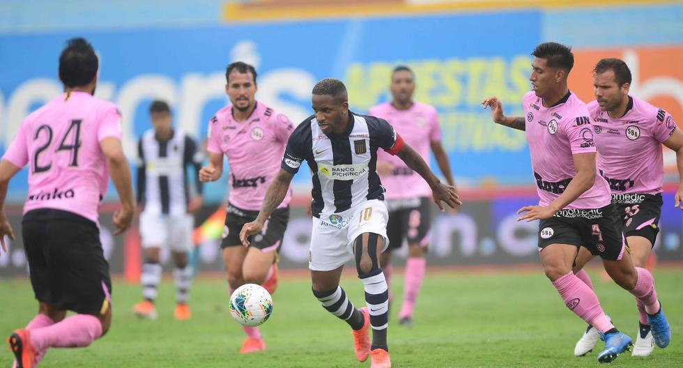 Alianza Lima beat Sport Boys 2-0 in the First Division  Football – Peruvian