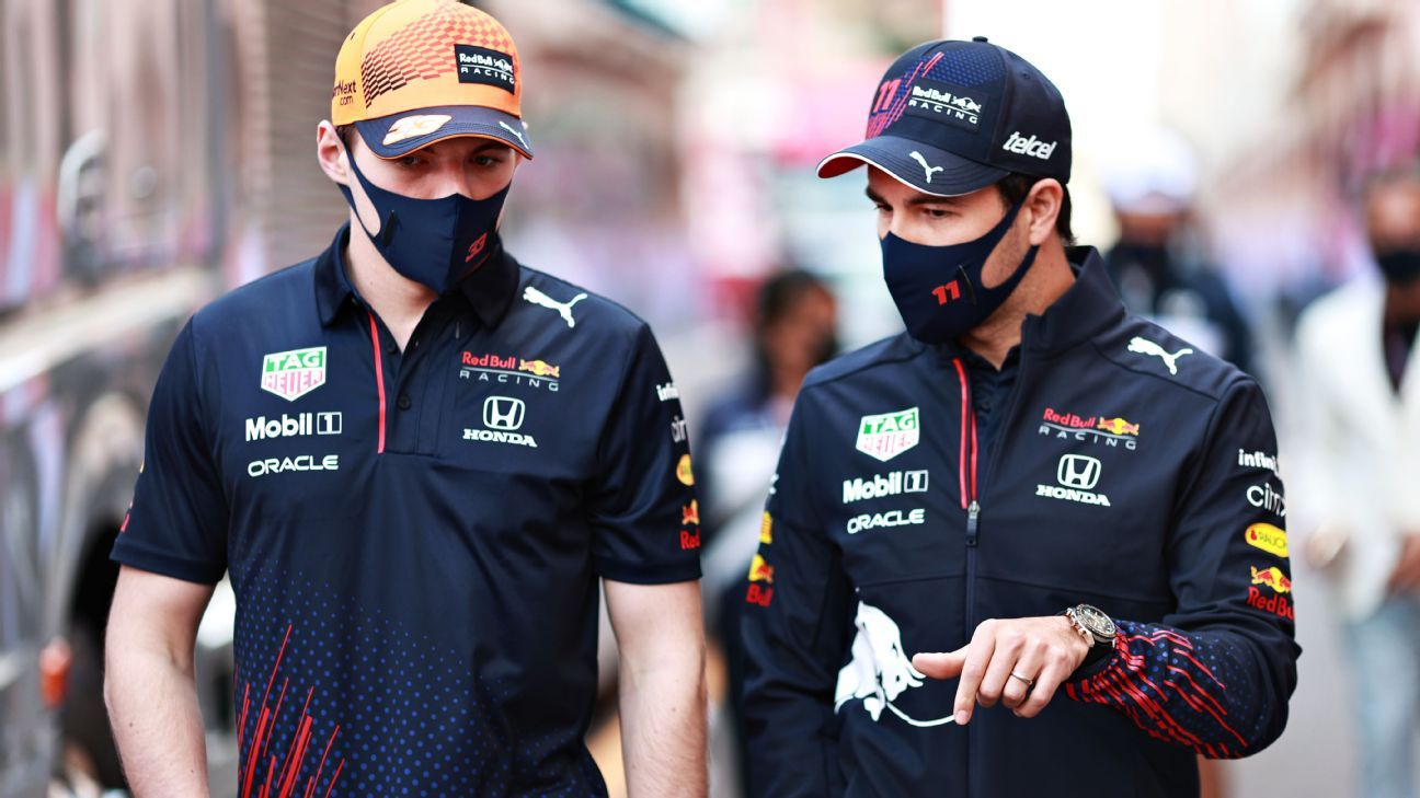 Along with Seiko Perez and Verstappen, he leads the Red Bull Championship