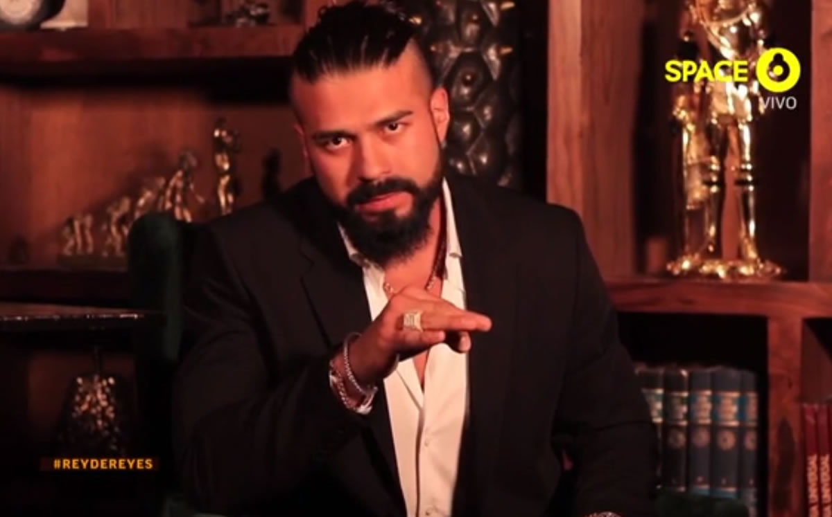 Andrade confirms his arrival at AAA and challenges Kenny Omega in Triplemanía