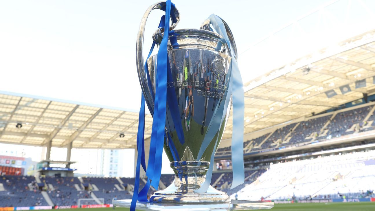Chelsea and Manchester City announced 11 key players in the UEFA Champions League Final