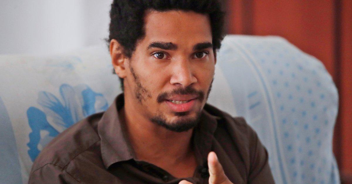 "Cuban dissident Amnesty International declares Luis Manuel Ottoro Alcondara a ""prisoner of conscience"""