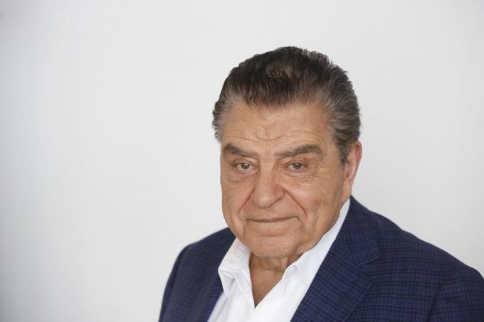 """Don Francisco in the 80's: """"The future is choosing the things you love"""""""