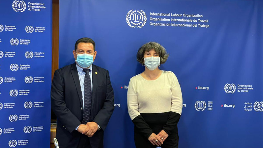 El Salvador will be prosecuted for violating the International Labor Organization convention