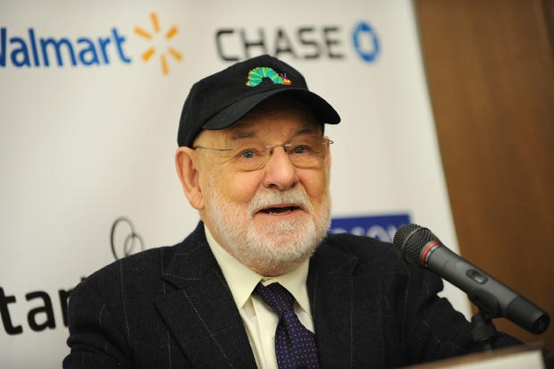 """Eric Carle, creator of """"The Very Hungry Caterpillar,"""" died in 1991."""