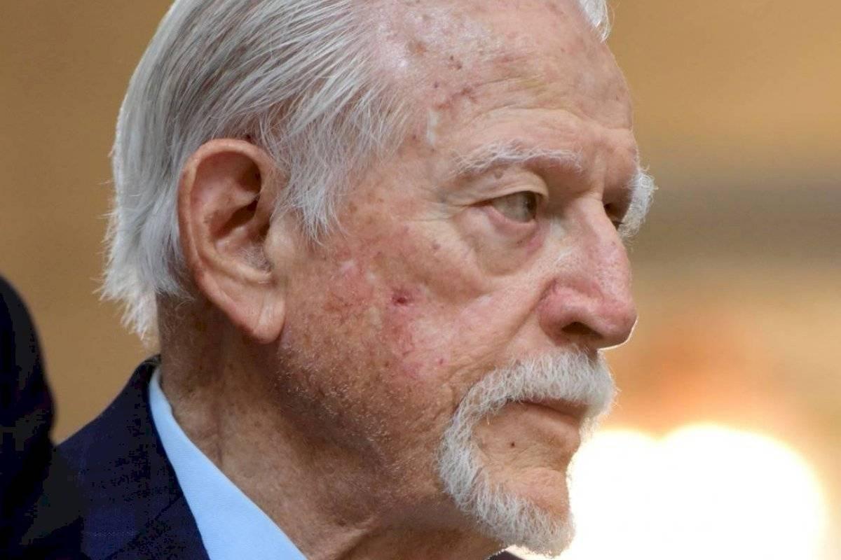 Former Governor Carlos Romero has died in Barcelona