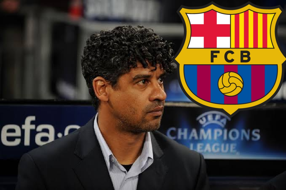 Frank Rijkaard could return to Barcelona many years later without returning