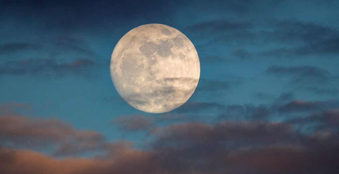 What does the May Flower Moon name mean?
