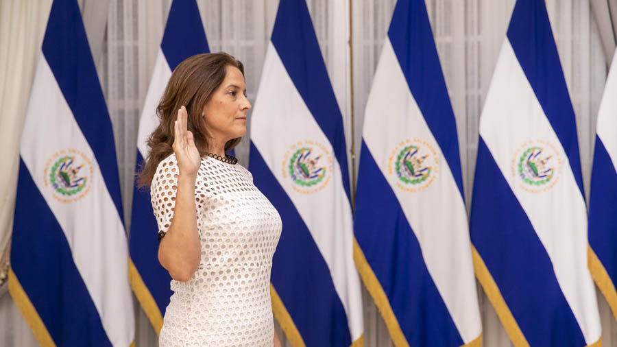 Further MAG changes: Pablo Anliker removed from the position of Deputy Minister and appointed María Lilian Pacas in his place