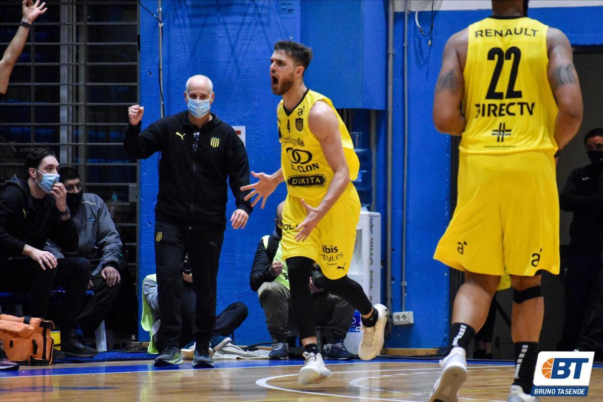 Fuwa, Diego |  Total basketball
