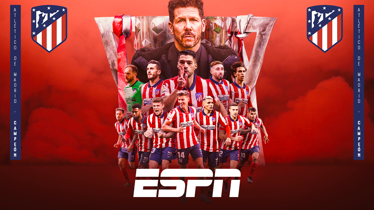 Hector Herrera is the fourth Mexican to win the La Liga title
