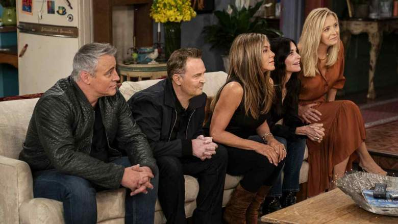 """How to watch """"Friends: The Reunion"""" for free"""
