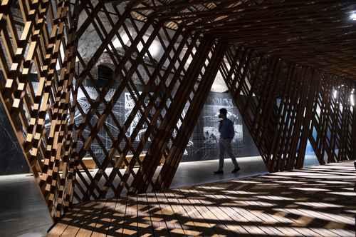 La Jornada – Architecture Biennial raises questions about post-pandemic space management