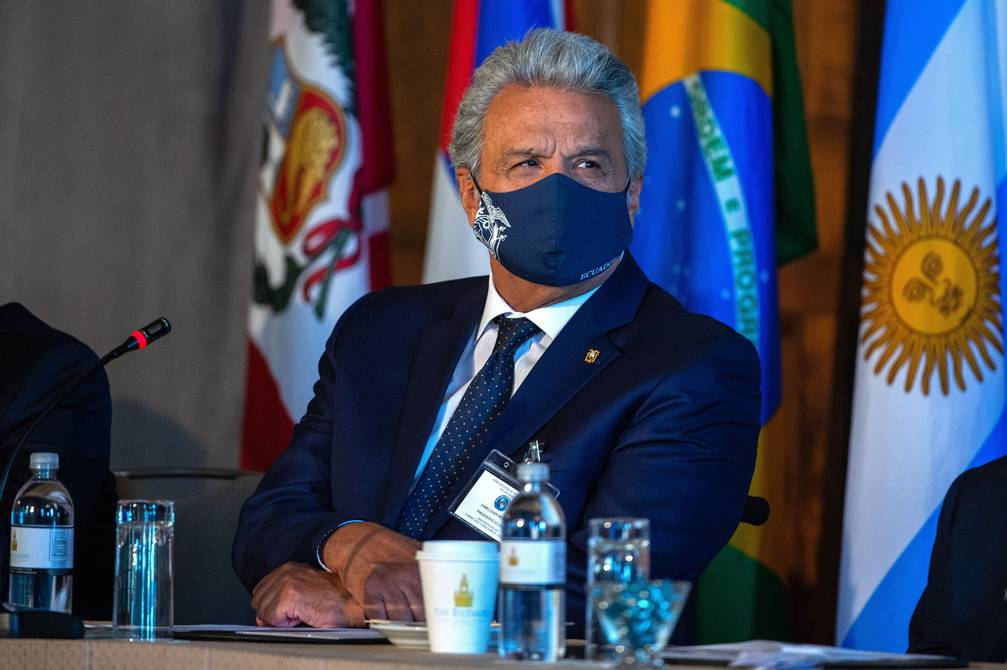 Lenin Moreno resumes talks and now says he will not return to politics  News