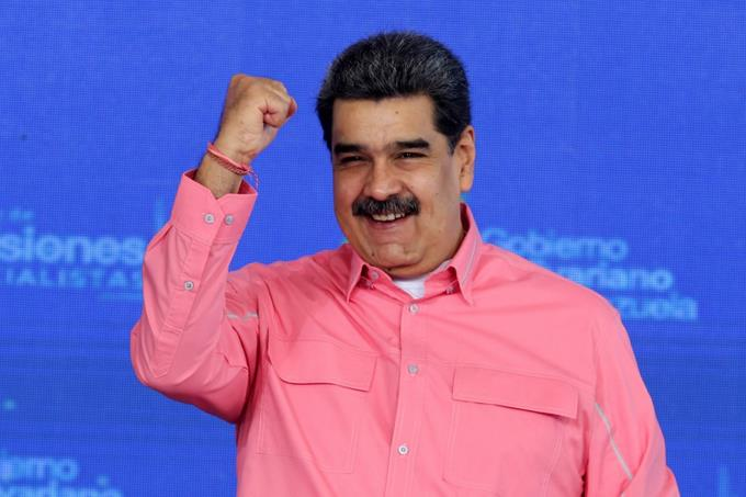 """Maduro asks Colombia to coordinate reopening of borders with Venezuela: """"hard way, nothing"""""""