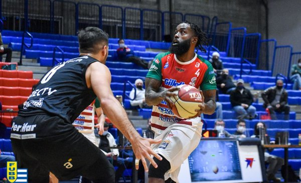 Malvin and Aguada won early in the match and were close to winning the quarter-finals