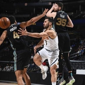 Campazzo and the best assists of the year in the NBA