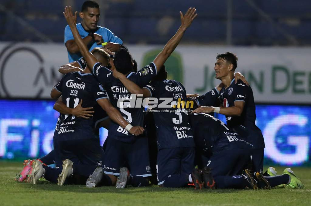 Motagua defeats Vida and qualifies for the Clausura semi-finals, where they face Real Spain – Diez.