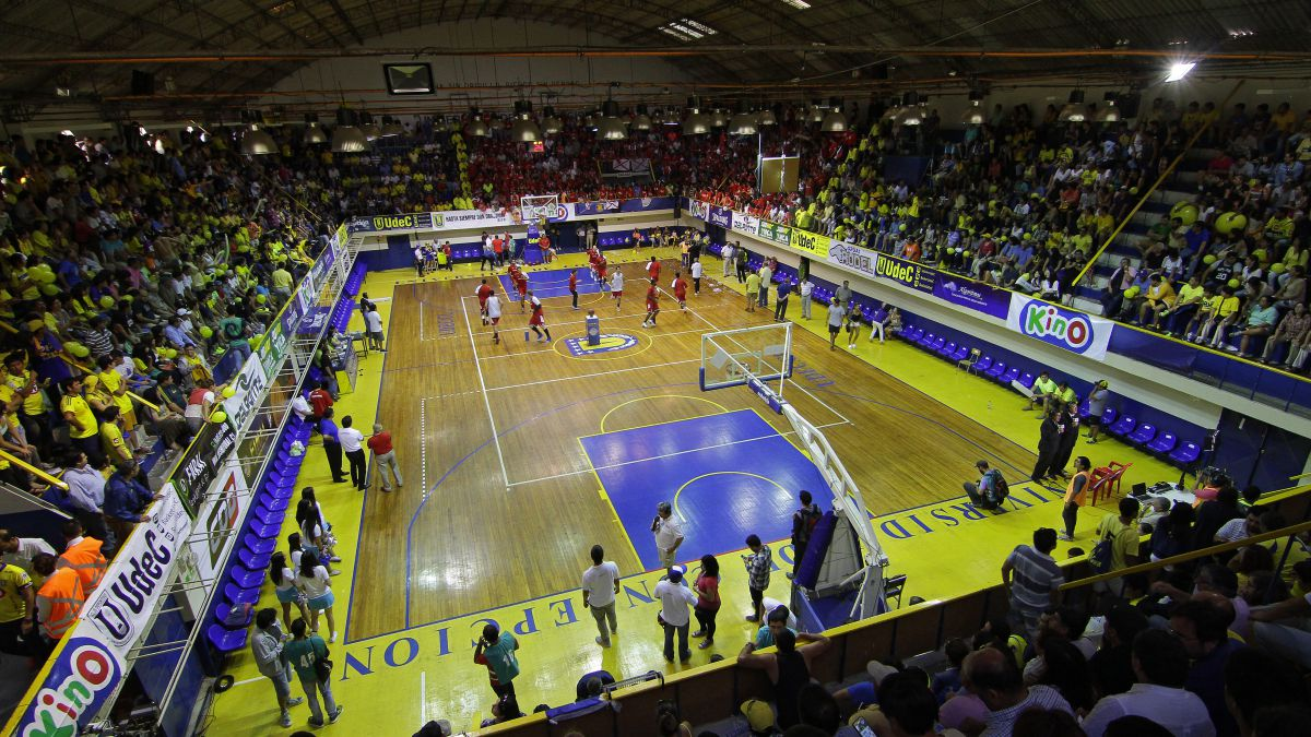 """National basketball returns amid pandemic: """"We managed to stand up"""""""
