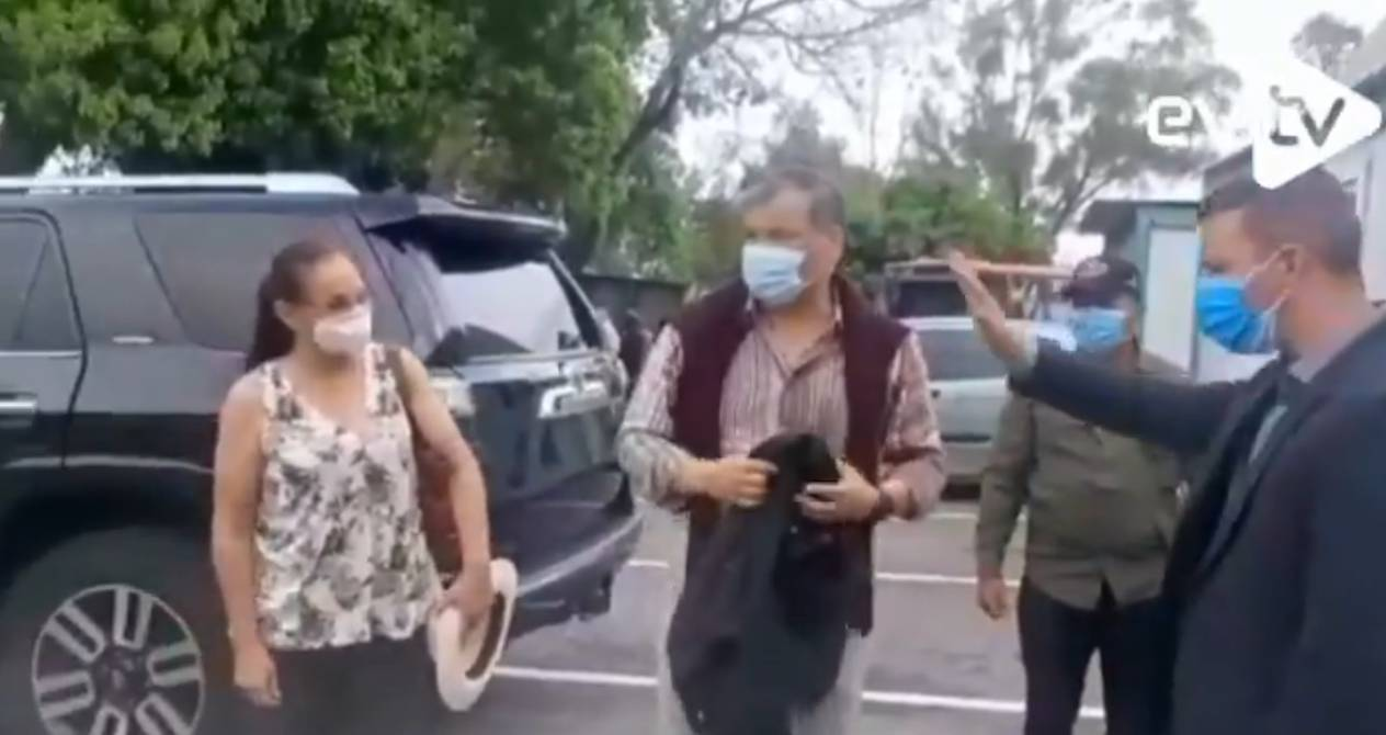 Raphael Correa confirmed in Caracas, his sister Perina |  Politics  News