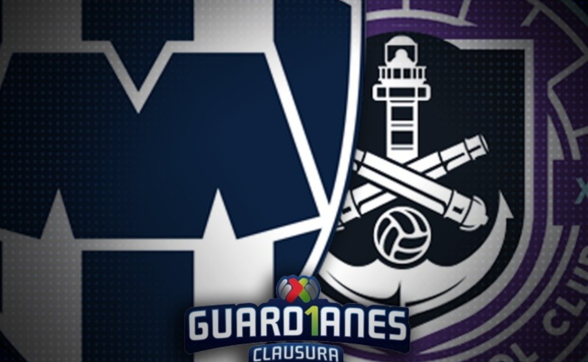 Rayados vs Mazatlán FC: The lineup for match 17 in the Liga MX