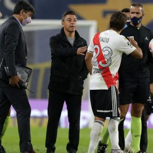 River Positive: In any case the Libertadores game will be suspended and what will happen to Boga