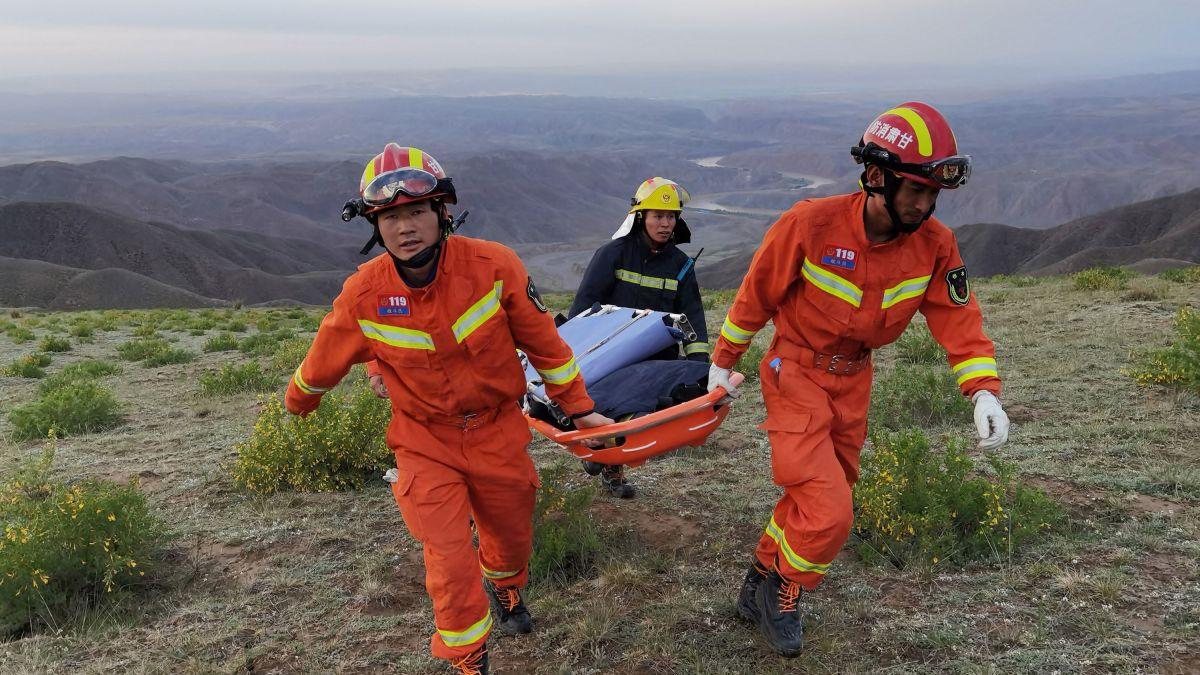 Severe weather kills 21 runners in Ultramarathon, China