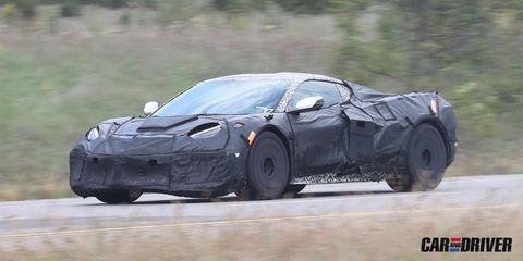 Corvette Z06 C8