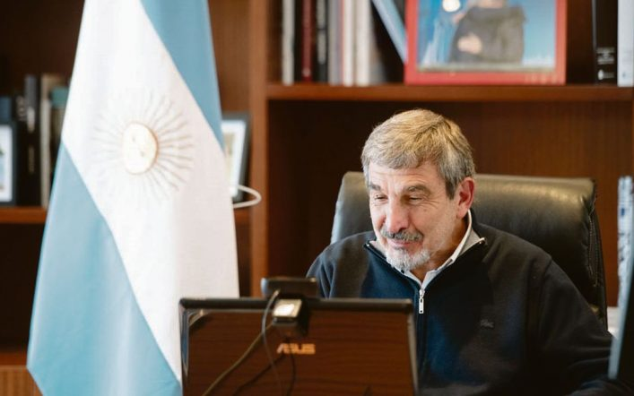 The Ministry of Science and Technology signed cooperation agreements with Argentine universities