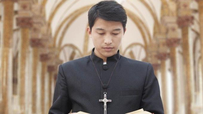 """The Pope says he carries the Chinese faithful """"in his heart"""""""