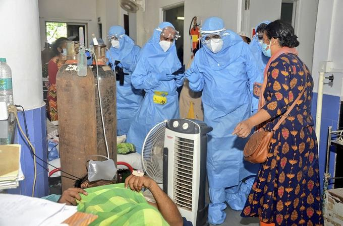 The World Health Organization considers the alternative identified in India of concern