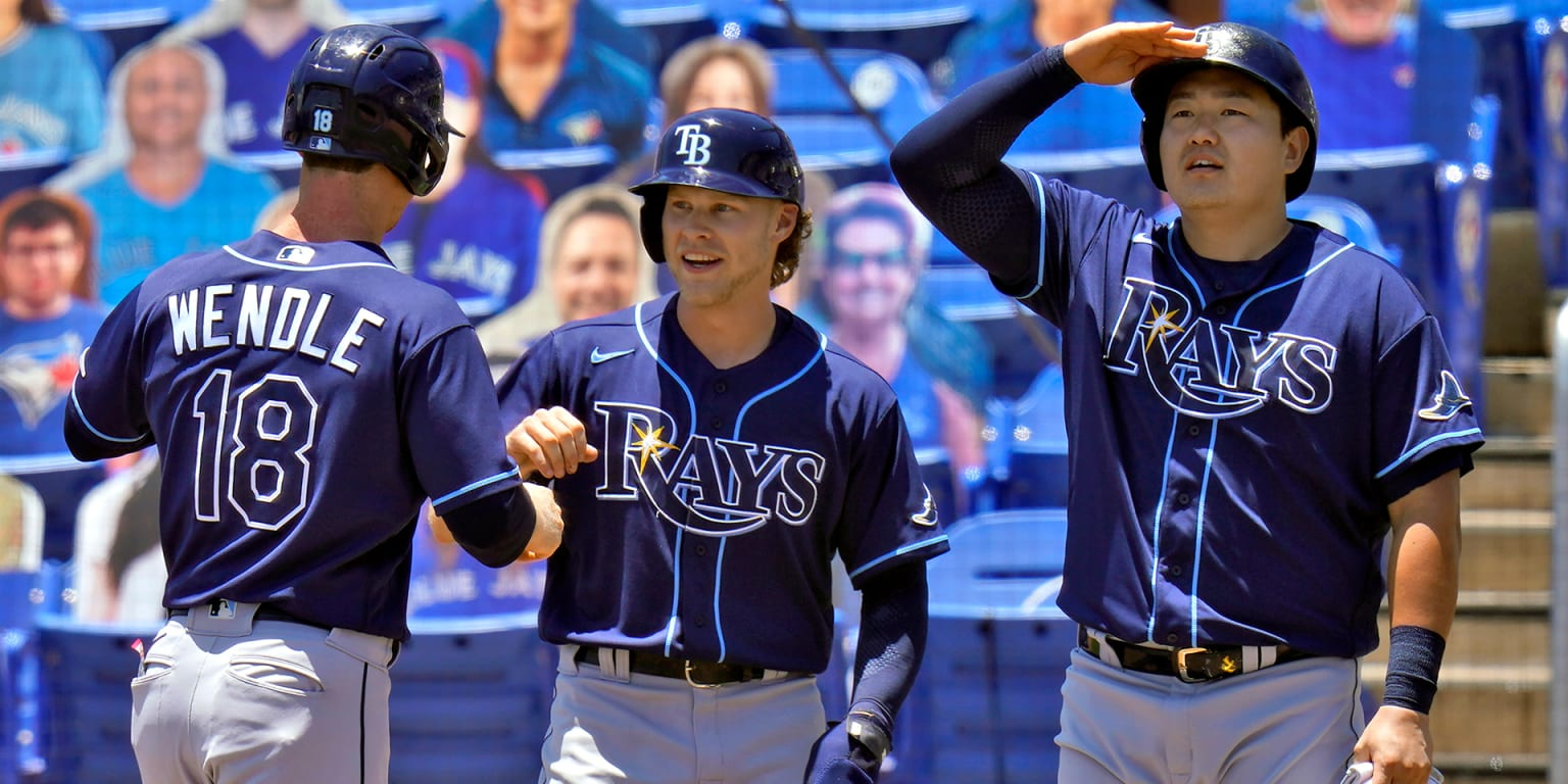 The rays explode into extras and take 11th place