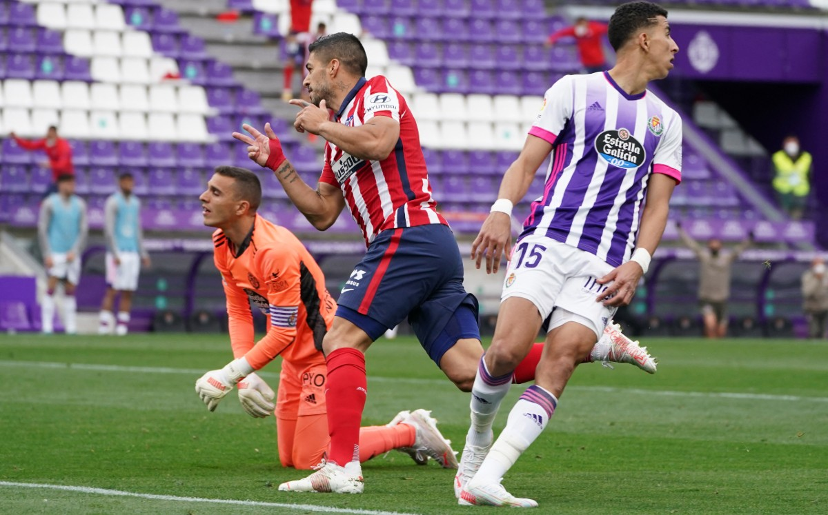 They looked at me and Atlété opened the doors for me: Luis Suarez
