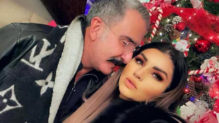 Vicente Fernandez Jr. appears with his girlfriend Mariana Gonzalez
