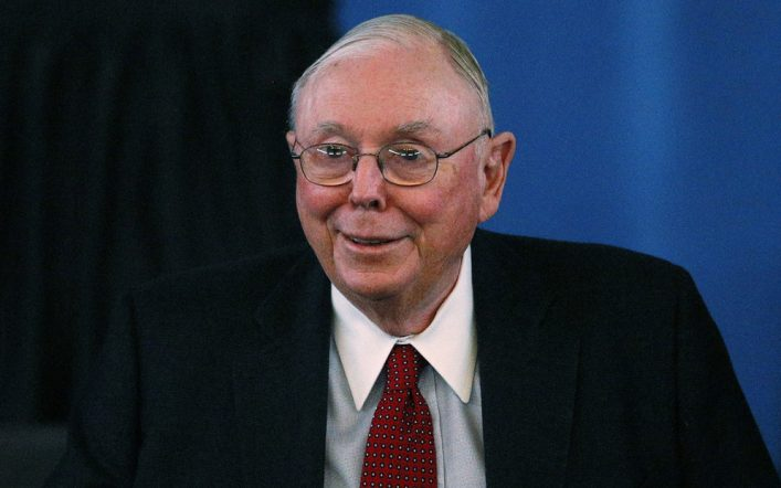 "Warren Buffett's right-hand man describes Bitcoin as ""disgusting"" and bad for civilization"