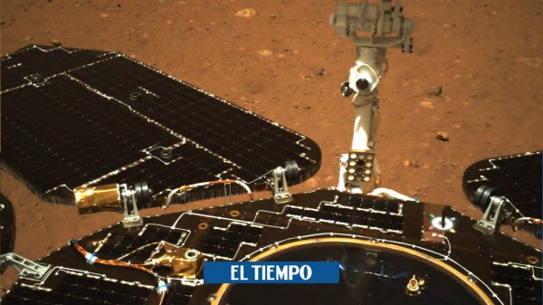 What is China looking for on Mars – science – life