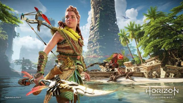 Games in Inbox: Aloy in Horizon Forbidden West, Days gone 2 Demand, and the last of us part 2 Morality