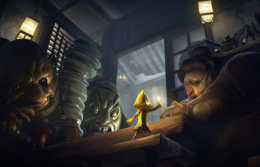 Grab 'Little Nightmares' For Free on Steam until May 30th